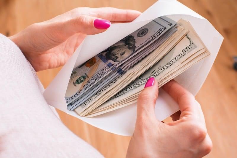 6 Cash Envelopes Dave Ramsey Inspired